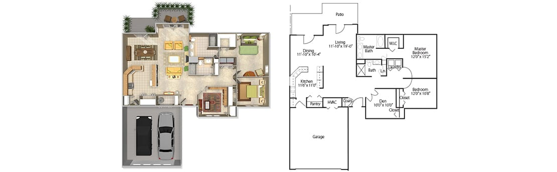 village-home-a-floor-plans
